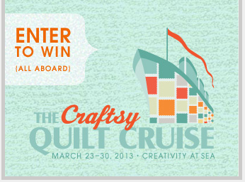 Screen shot 2012 08 15 at 10.18.24 AM Its a Giveaway: 1 Week Caribbean Vacation & Cruise from Craftsy!