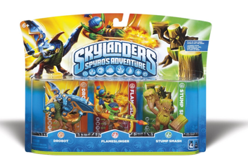 Screen shot 2012 08 15 at 7.35.10 AM Amazon: Skylanders Triple Action Pack only $14.99 (Reg $19.99)