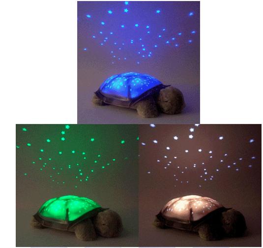 Elegant *HOT* Constellation Lamp Night Light Star Twilight Turtle Toy Only $6.51 +  FREE Shipping!
