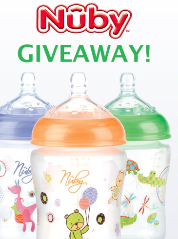 Screen shot 2012 08 17 at 9.12.40 AM Nuby: Enter to Win 1 of 1,000 Nuby Natural Touch Printed Nurser Bottles!