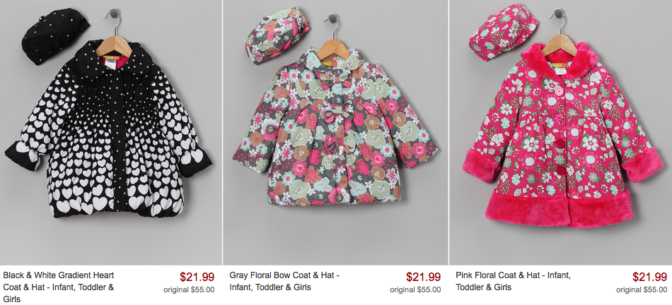 Screen shot 2012 08 21 at 1.44.47 PM *HOT* Penelope Mack Coats Only $21.99 (Reg. $55) AND Rain Coats Just $11.99!