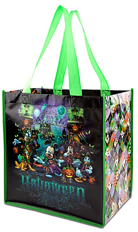 Screen shot 2012 08 21 at 8.55.10 AM 2012 Resuable Halloween Mickey Mouse and Friends Tote $0.99 + FREE Shipping (Reg. $5!)