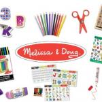 FLASH Giveaway – 2 Huge Melissa & Doug Back To School Kits!