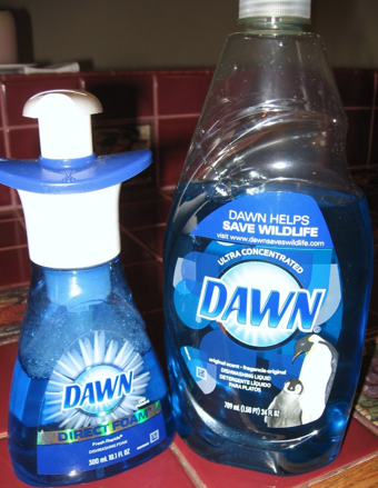 Screen shot 2012 08 23 at 2.10.50 PM How to Make Foaming Dish or Hand Soap and Save Tons of Money