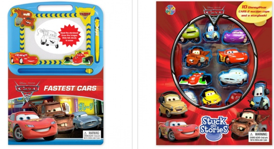 Screen shot 2012 08 23 at 5.31.29 PM Huge Disney Cars Blowout Sale = Items Only $2.80 Shipped (Books, Backpacks, Toys and More!)