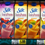 Kroger and Affiliate Stores:  Silk Fruit & Protein Quarts Only $0.99 (Reg. $2.59!)