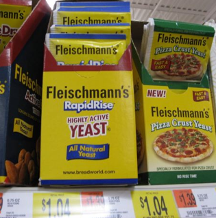 Screen shot 2012 08 27 at 3.17.26 PM Lots of New Fleischmanns Yeast Coupons = Only $0.54 for a 3 Strip!