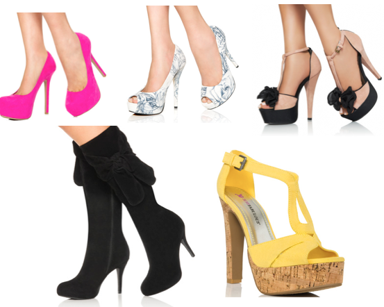 HOT!* FREE Pair of Shoes (High Heels, Boots, Flats)   FREE ...