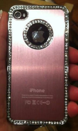 Screen shot 2012 09 16 at 8.57.40 PM Amazon: Pandamimi Luxury Bling Case for iPhone 4S 4 4G $2.92 Shipped (Reg $19.99)