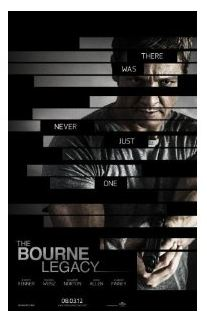 Bourne Legacy Pre Order
