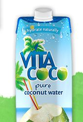 Vita coco samples