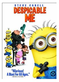 despicable me Amazon: Despicable Me DVD $9.49 (Reg $29.99)