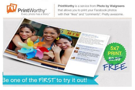 Today (October 21st) only - Hurry over Walgreens Photo where you can grab TWO 5x7 Photo Prints for FREE after you add two to your cart and apply promo code Plus, opt for FREE .