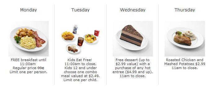 Ikea Free Eats