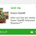 $.50/1 Green Giant Steamers Coupons