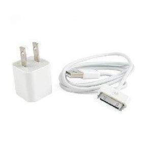 iphone2 Amazon: iPhone Wall Adapter Charger $1.95 + FREE shipping!