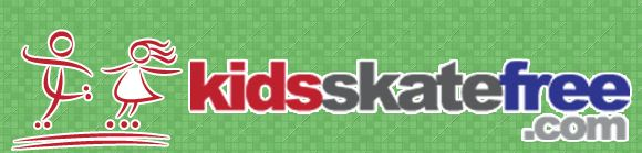 kidsskatefree Kids Skate FREE at Participating Rinks
