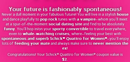 Schick Hydro Coupons