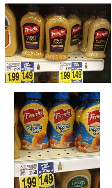 French's Coupons