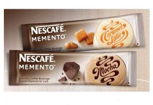 Nescafe Mementos