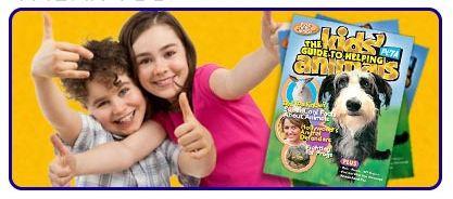 FREE Peta Kids Magazine
