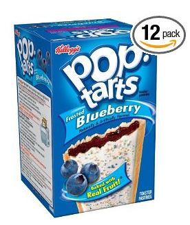 Pop Tarts on Amazon