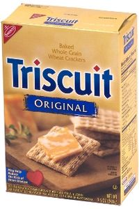 triscuits FREE Box of Triscuits on Facebook