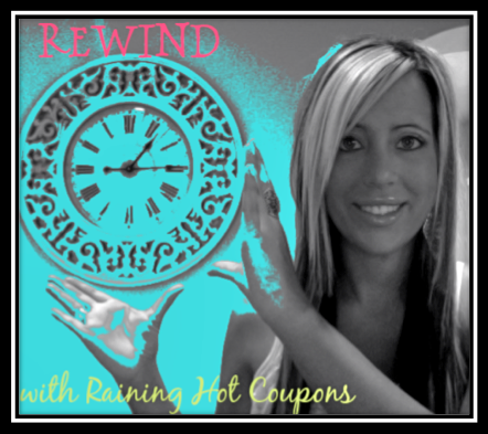 REWINDNEWONE2 Time to REWIND with my Favorite Deals & Freebies for 1/25/13