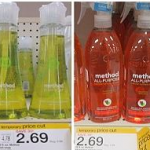 RESET?! Target: Method All-Purpose Cleaners Spray Only $0.69 with New Coupon!