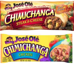Screen shot 2012 09 05 at 4.16.20 PM *HOT* $3/2 Jose Ole Product Coupon = FREE Chimichangas and Burritos!