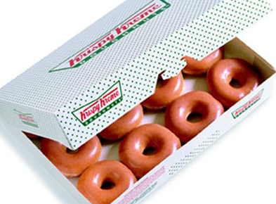Screen shot 2012 09 05 at 9.39.31 AM Krispy Kreme: FREE Dozen Donuts!