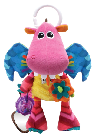 Screen shot 2012 09 07 at 9.01.48 AM Amazon: Lamaze Early Development Toy, Dee Dee the Dragon $7 Shipped (Reg. $16.99!)