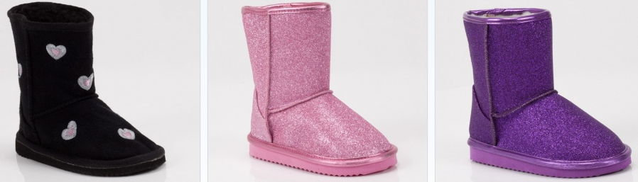 Screen shot 2012 09 08 at 10.13.23 AM Toddler/Kids Winter Boots Only $10 Shipped (Reg. $30!)