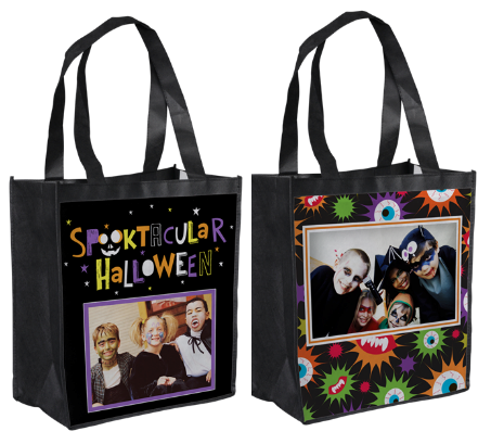 Screen shot 2012 09 08 at 10.42.02 AM *HOT* Customized Halloween Loot Tote Bag + 40 FREE Photo Prints only $4.99 Shipped!