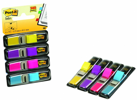Screen shot 2012 09 09 at 10.40.27 PM Amazon: 4 pack of Post it Flags (35 per Dispenser) Only $2.50 Shipped!