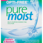 FREE Alcon Opti-Free Pure Moist Multi-Purpose Disinfecting Solution (After Cash Back)