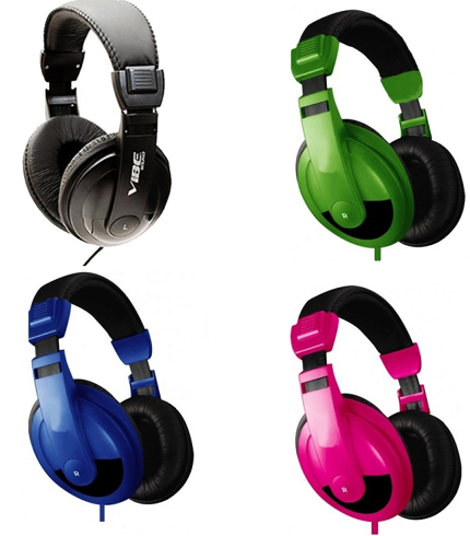 Screen shot 2012 09 15 at 11.02.47 AM *HOT* Vibe Sound DJ Style Noise Reduction Headphones Only $6.95 + FREE Shipping (Reg. $49.99!)