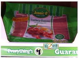 Screen shot 2012 09 15 at 11.30.36 AM Coupon RESET!   *HOT* FREE Jennie O Turkey Bacon at Dollar Tree with NEW $1/1 Coupon!