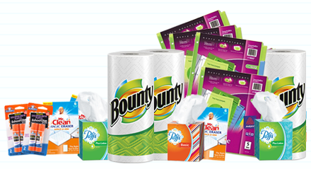 Screen shot 2012 09 15 at 11.43.14 AM Teachers: FREE Clean Start Kits (Bounty Paper Towels, 2 Boxes of Puffs and Elmers Glue Sticks!)