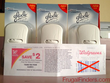 Screen shot 2012 09 16 at 8.23.38 PM Walgreens: *HOT* 3 FREE Glade Scented Oil Warmers + Make $2.25!