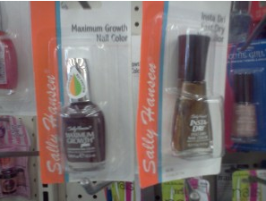 Screen shot 2012 09 17 at 2.33.59 PM New Dollar Tree Deals = FREE Sally Hansen, Bayer Aspirin, LOreal Make Up!