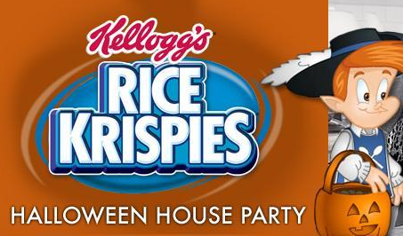 Screen shot 2012 09 17 at 2.50.47 PM Apply to Host a Kelloggs Rice Krispies Halloween House Party!