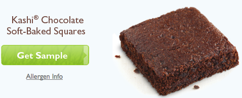 Screen shot 2012 09 18 at 9.10.12 AM FREE Kashi Chocolate Soft Baked Square sample