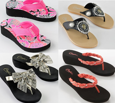 d37470878cba  HOT  Kohl s  Candie s Sandals Only  3.07 + FREE Shipping (Reg.  24.99!)