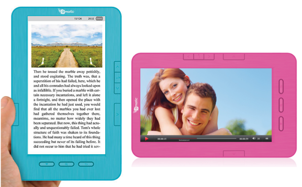 Screen shot 2012 09 25 at 8.35.43 AM *HOT* Ematic 7 Color eBook Reader, MP3, & Video Player $39.99 + FREE Shipping (Reg. $149.99!)