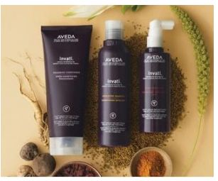 avita FREE Aveda Invati Samples
