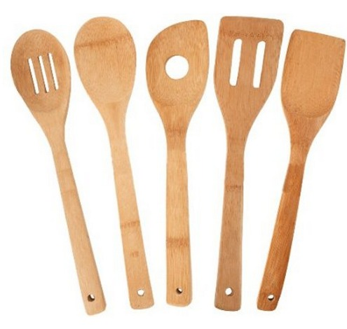 Amazon: Totally Bamboo 5 piece Utensil Set $5.88 Shipped (Reg. $24.99)
