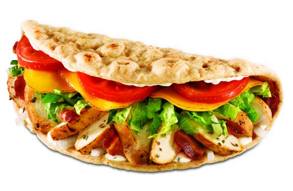 flatbread Quiznos Coupons: Free Regular Drink with Purchase of Large Grilled Flat Bread