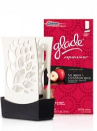 Glade Expressions Oil Diffuser Coupon