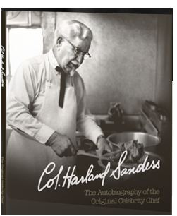 kfc Free Colonel Sanders Cookbook